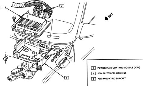 repair guides electronic engine controls engine