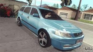 Opel Astra 1999 : opel astra 1999 for gta san andreas ~ Medecine-chirurgie-esthetiques.com Avis de Voitures