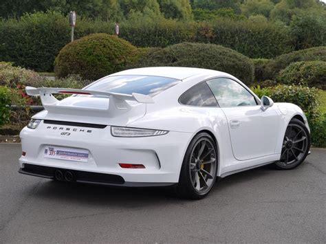 Porsche 911 Gt3 Clubsport Auktion by Used Porsche 911 991 Gt3 Club Sport Lhd Gt3 Pdk 2014