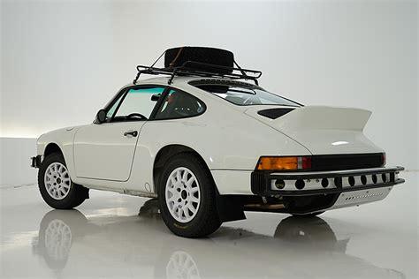 rally porsche this 275 000 porsche 911 rally car is the stuff of dreams