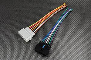 Car Stereo Wiring Harness Plugs For Chrysler Dodge