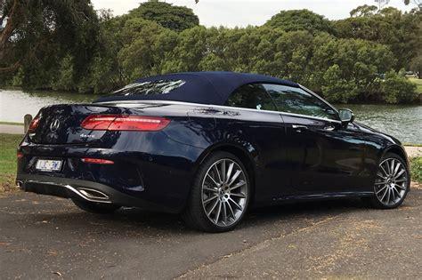 E 400 Convertible mercedes e class cabriolet 2018 review e 400 carsguide