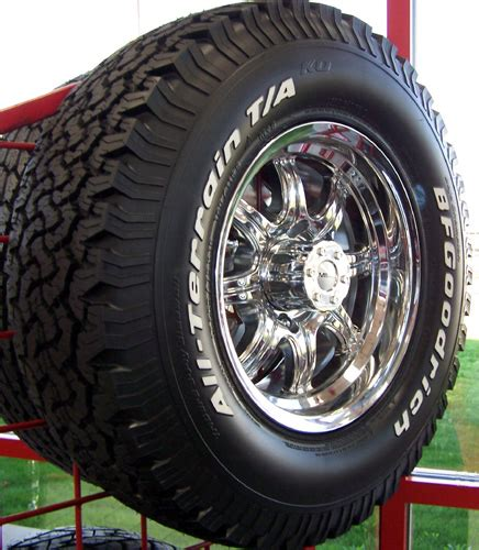 Find The Best All Terrain Tyres At Tyre Shopper