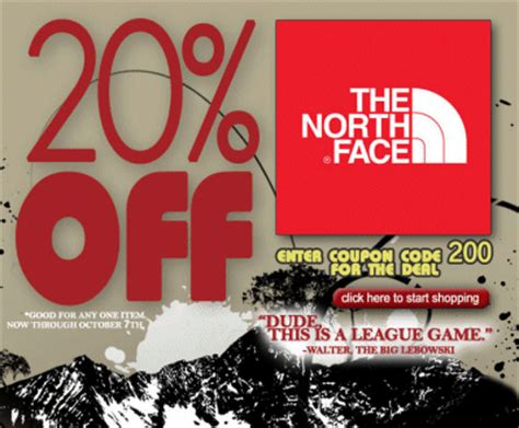 43f30be4d North face coupon code canada