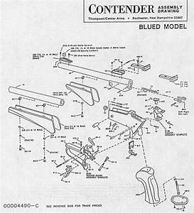 Contender Pistol Schematic Photo By Therealhobie