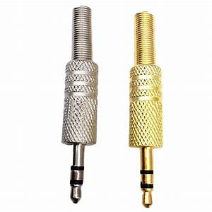 3 5mm Soldering Male Plug To Female Jack Plug Stereo