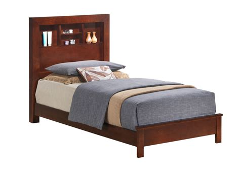 full bed with bookcase headboard best buy furniture and mattress cherry full bed w