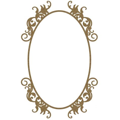 20 top gallery of oval oval frame 2
