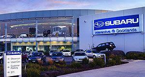 Subaru  Subaru Melbourne Dealership Shakeup Goauto