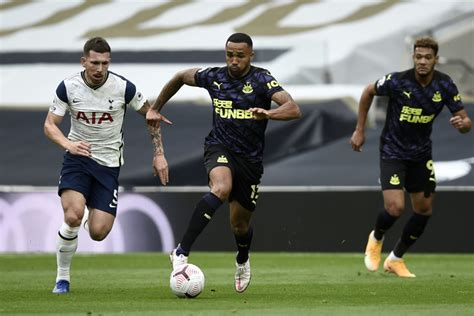 Newcastle United player ratings vs Tottenham Hotspur - The ...