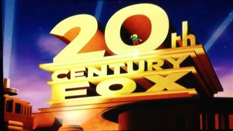 20th Century Fox Opening From The Simpsons Movie