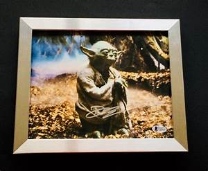 Star Wars / Yoda / Deep Roy - Authentic Signed Autograph ...
