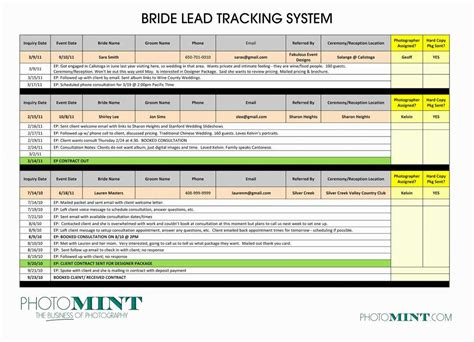 sales lead spreadsheet  realtor expense tracking