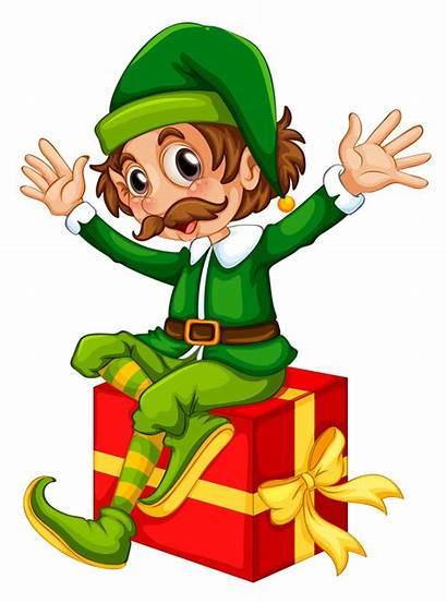 Elf Clipart Christmas Elves Craft Duende Santa