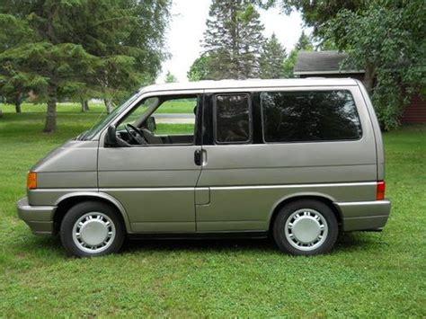 how cars engines work 1993 volkswagen eurovan engine control buy used 1993 vw eurovan custom bus bug ghia van split window volkswagen old skool in saint