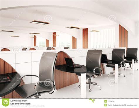 bureau 3d bureau 3d d 39 ordinateur image libre de droits image 13375766