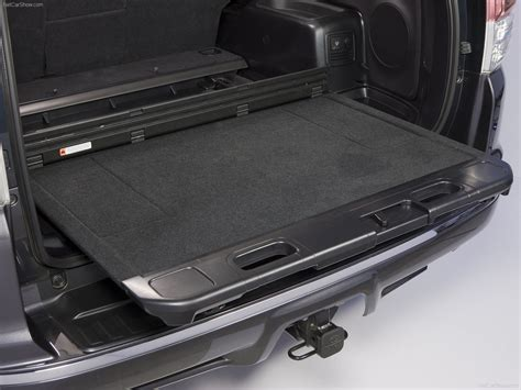 2015 4runner Sliding Rear Cargo Deck by Toyota 4runner 2010 Picture 150 1600x1200