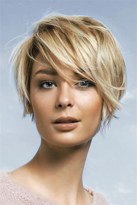 moderne kurze haarschnitte fuer frauen  neue besten