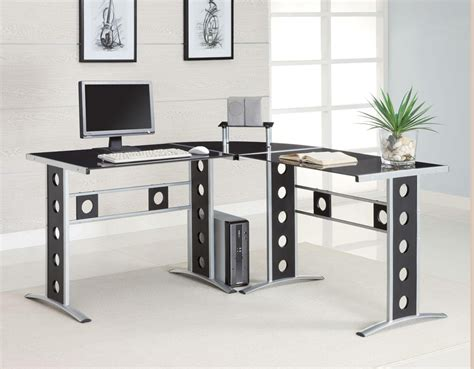 modern l shaped computer desk contemporary l shaped desk co228 computer desks