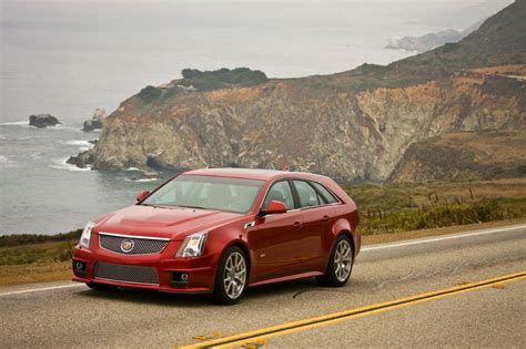 2014 Cts V by 2014 Cadillac Cts V Wagon Gm Authority