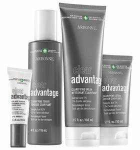 discount arbonne skin care products