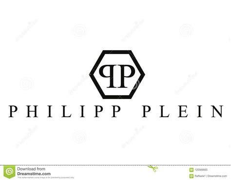 philipp plein logo image 233 ditorial illustration du most 120566665