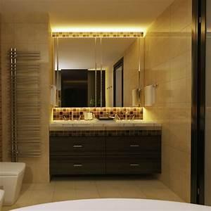 Eclairage Led Salle De Bain : clairage salle de bain led ~ Edinachiropracticcenter.com Idées de Décoration