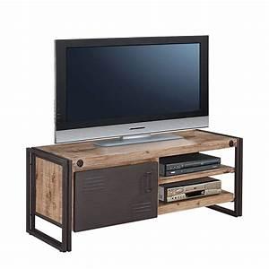 Tv Schrank Metall : tv lowboard akazie metall anthrazit tv rack fernsehtisch rack board schrank neu ebay ~ Indierocktalk.com Haus und Dekorationen