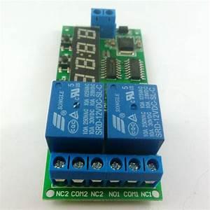 Dc5v 2 Channel Multi