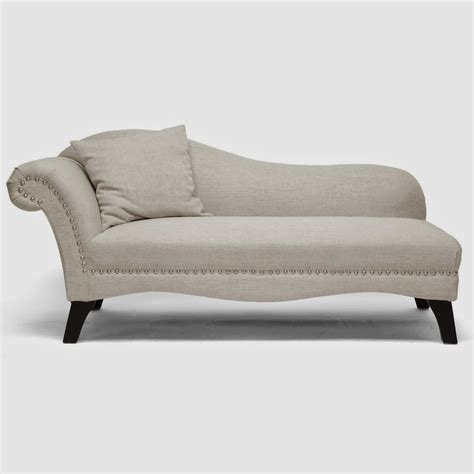 Chaise Settee Lounge by With Chaise