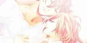 Gallery For > Anime Couple Sleeping Tumblr   anime couple ...