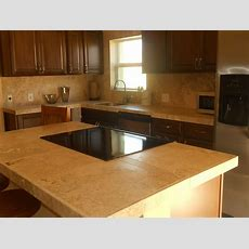Travertine Countertops Design Ideas, Pros & Cons And Cost