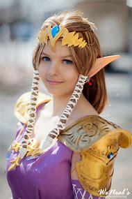 Legend of Zelda Twilight Princess Cosplay