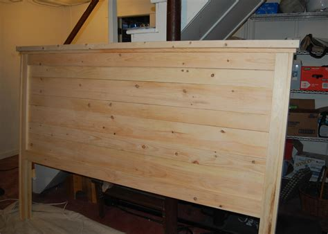 build king size headboard plans plans woodworking
