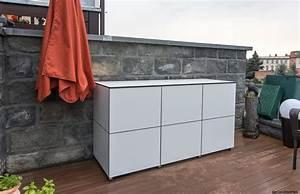 Sideboard Für Aussenbereich : balkonschrank terrassenschrank sideboard win in k ln by design garten a balkonschrank ~ Frokenaadalensverden.com Haus und Dekorationen