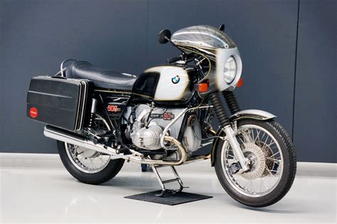 collecting vintage bmw motorcycles   spend