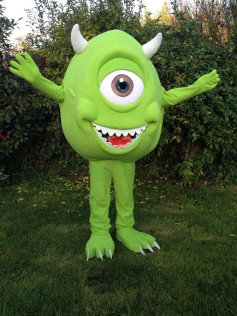 monsters  mike wazowski event mascots costume hire