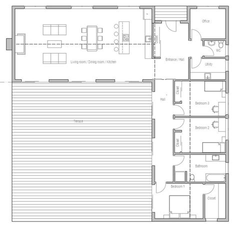 image result   shaped house plans uk house plans