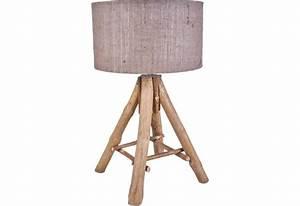 Lampe Chevet Bois Flotté : lampes en bois flott maison en bois en utilisant suspension luminaire ampoules meilleur lampe ~ Teatrodelosmanantiales.com Idées de Décoration