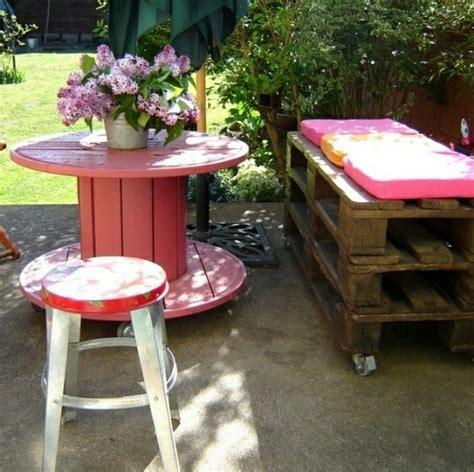 touret en table de jardin jsscene com des id 233 es