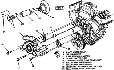 Repair Guides Engine Mechanical Components Water