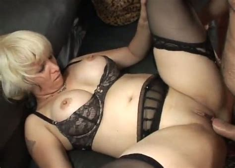 Busty Blonde Milf Got Fucked In Her Sexy And Tight