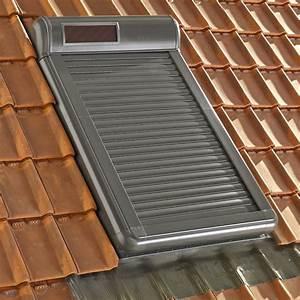 Prix Velux Leroy Merlin : volet fen tre de toit roulant nergie solaire artens arz ~ Melissatoandfro.com Idées de Décoration