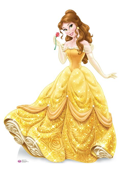 belle royal debut lifesize standup