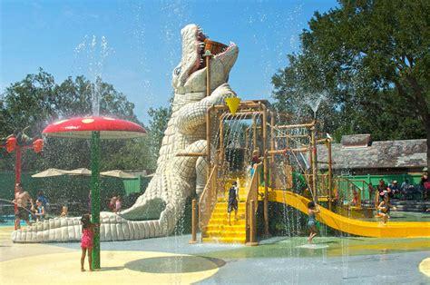8 Best Water Parks In Louisiana