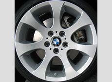 BMW 59587S OEM Wheel 36116765817 36116775602 OEM