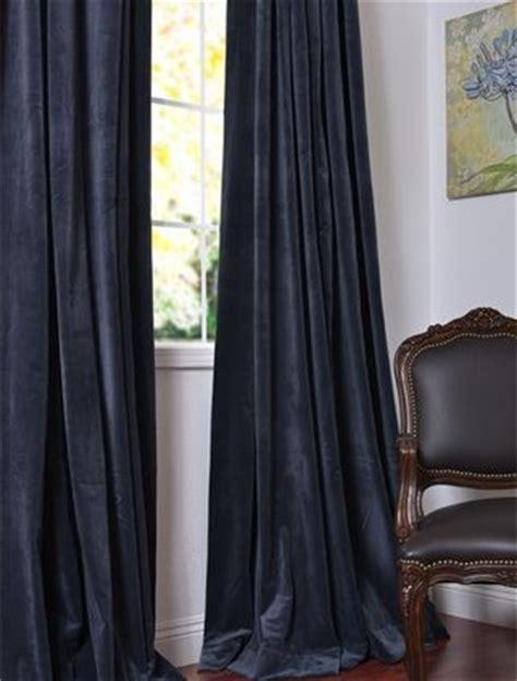 Navy Velvet Drapes - best 25 navy curtains bedroom ideas on