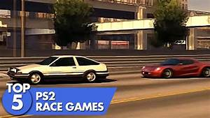 Top 5 Ps2 Racing Games Youtube
