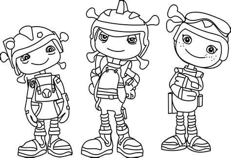 floogals zachary coloring page wecoloringpagecom