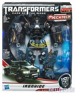 Dark of the Moon MechTech Leader Ironhide, Ultimate ...